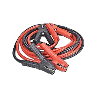 ASC 6 METRE 1200amp HEAVY DUTY BATTERY JUMP LEADS BOOSTER CABLES Inc Case