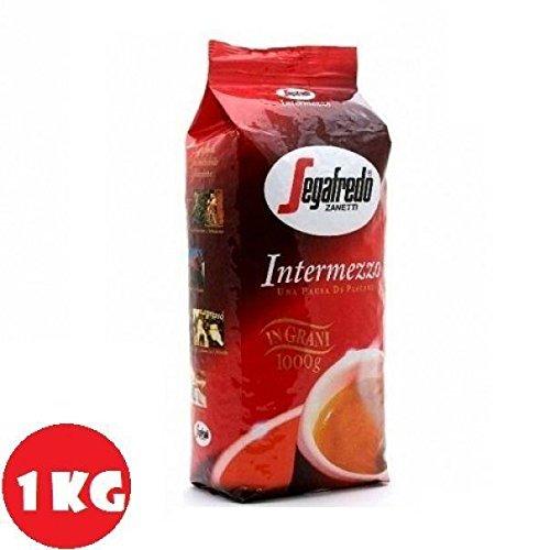 SEGAFREDO ZANETTI 1 KG CAFFE INTERMEZZO IN GRANI 1
