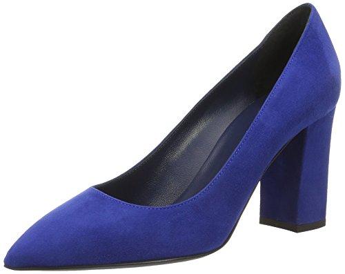 Pollini Pollini Shoes, Escarpins femme Blau (0753_Ocean 753)