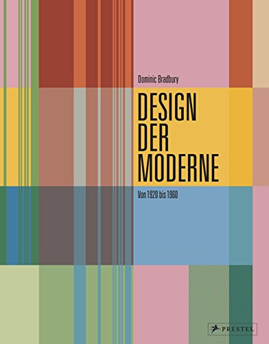 grafik design buecher Design der Moderne: Von 1920 bis 1960