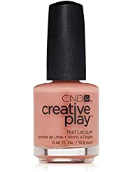 CND Creative Play Jammin Salmon N ° 405, Lot de 3 (3 x 0.014 L)