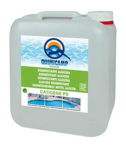 Quimicamp Catigene PS (Algicide, Bactericide and Fungicide for picina) - 200105