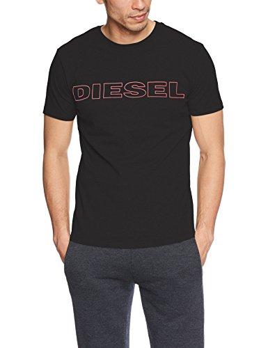 Diesel UMLT-JAKE, T-shirt Uomo, Nero (Black 900-0Darx), M