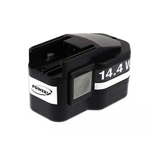 Batterie pour AEG perceuse visseuse BDSE 14.4 Super Torque