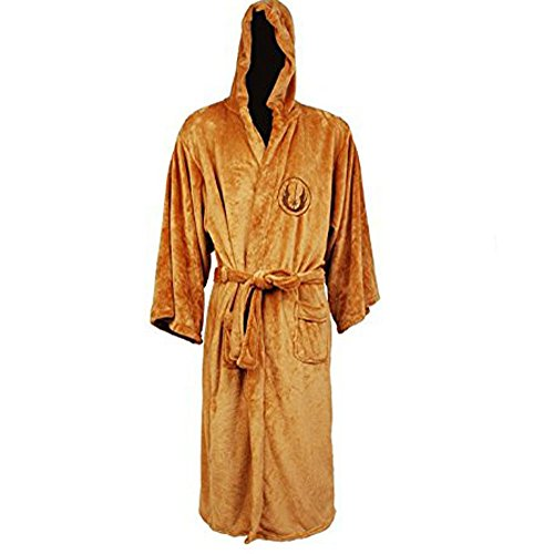 Cos-go Star Wars Jedi Peignoir à Capuche Mixte Robe