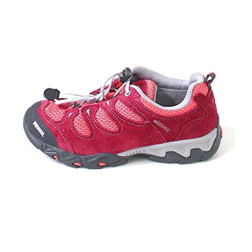 Meindl 2057-80, Scarpe stringate basse bambini rosso erdbeer/pink Tarango Junior erdbeer/pink Tarango Junior