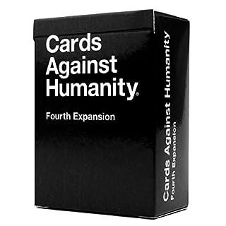 Karten gegen die Menschlichkeit - Vierte Erweiterung - English