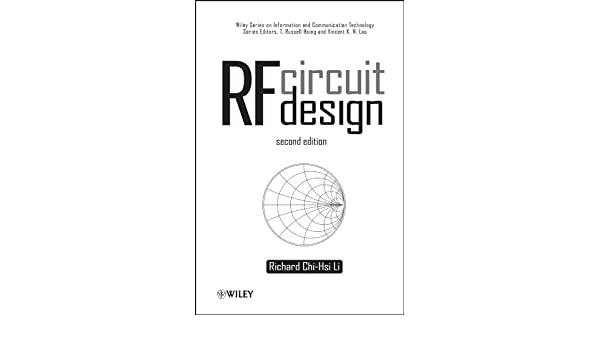 RF Circuit Design (Information and Communication Technology Series