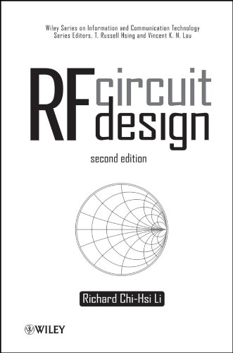 RF Circuit Design (Information and Communication Technology)