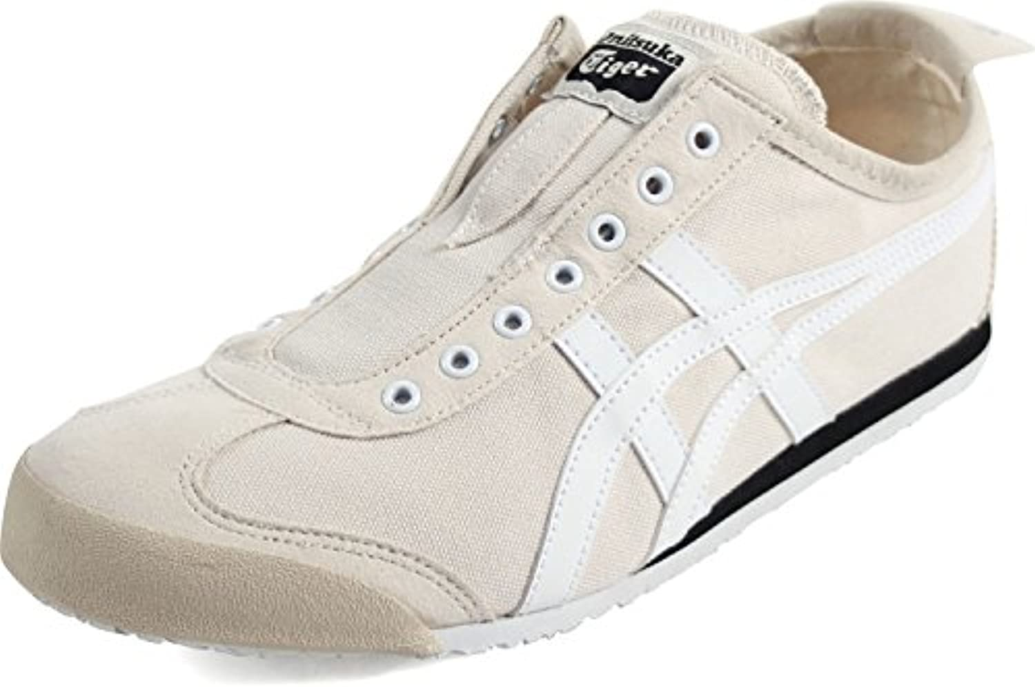 Onitsuka Tiger by Asics Mexico 66 Slip-On Textile Turnschuhe