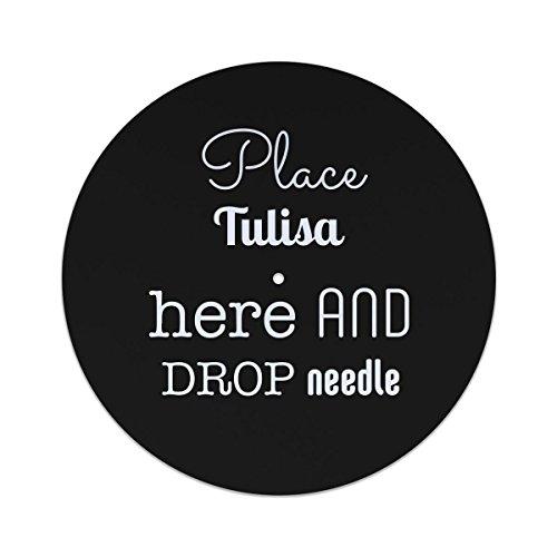 Place Tulisa Kissenbezug Hier legen und die Nadel obligatorischen Rutschmatten 7 inches