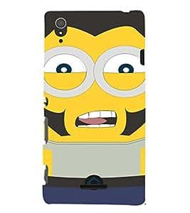 EPICCASE Movie Star Minion Mobile Back Case Cover For Sony Xperia T3 (Designer Case)