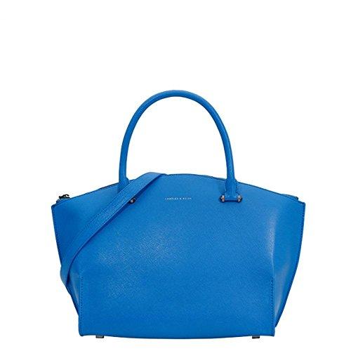 GBT Die neuen stilvollen beweglichen Schulter-Beutel-Damen blue /blue
