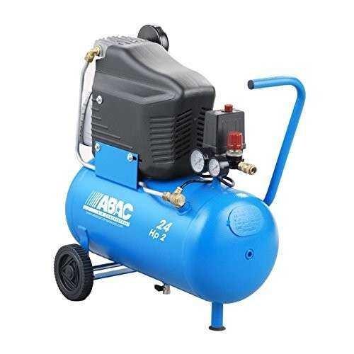 Abac 4116023464 – Compressore Pole Position L20 salvaspazio 024L