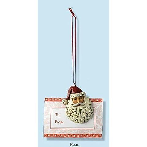 Enesco Christmas Ornament/Gift Card Holder (Santa) by Enesco