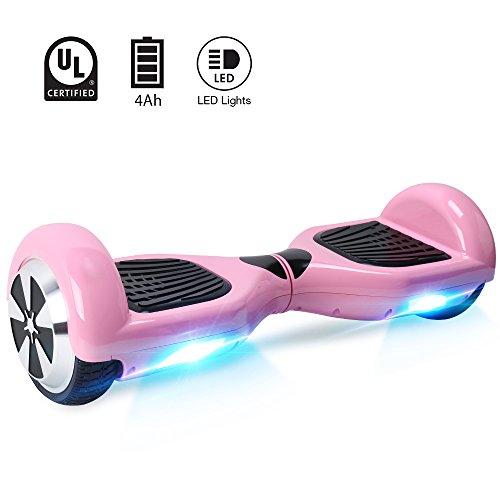 """BEBK 6.5\"""" Smart Self Balance Scooter Elettrico Autobilanciato con LED, 2 * 350W Motore"""