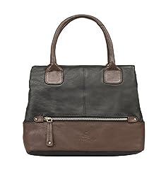 Leaderachi-100% Genuine Ndm Leather Womens Handbag [Vevey]