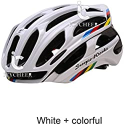 ICYCHEER ZH - Casco de ciclismo, color 08