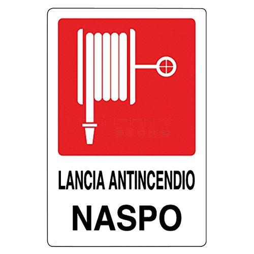 takestop® Schild Lancia Brandschutz naspo 20x 30cm Beschilderung Chefsessel Sicherheit Warnung 012