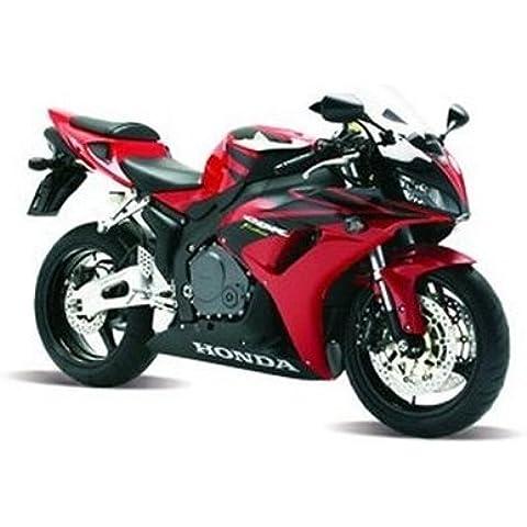 Un y doce minutos ª motocicleta Honda CBR1000RR escala en rojo / negro