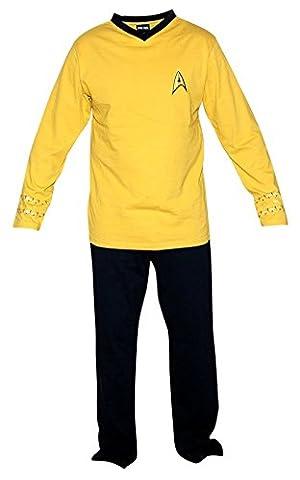 Costumes Star Trek Robe - Star Trek The Original Series Command Kirk