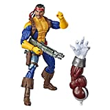 Hasbro Marvel Legends Series 6' Collectible Action Figure Forge Toy (X-Men Collection) - with Caliban Build-A-Figure Part
