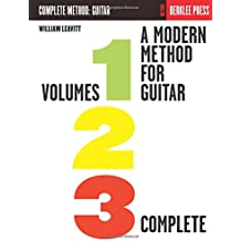 A Modern Method For Guitar - Volumes 1, 2, 3 - Complete Gtr Book: Noten für Gitarre