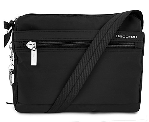 Hedgren Inner City Strandtasche, 22 cm, Black
