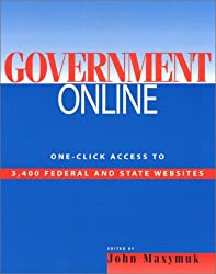 Government Online: One-Click Access to 3,400 Federal and State Websites