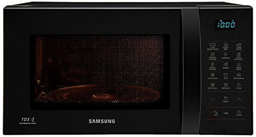 Samsung 21 L Convection Microwave Oven (CE76JD-B/XTL, Black)