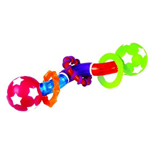 Munchkin Twisty Beißring, mit Ringen