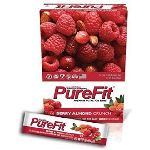 Pure Fit AY26988 Pure Fit Berry Almond Crunch Bar -15x2