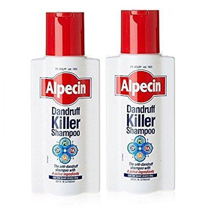 ALPECIN DANDRUFF KILLER SHAMPOO 250ML. [2] - Anti-hefe-formel
