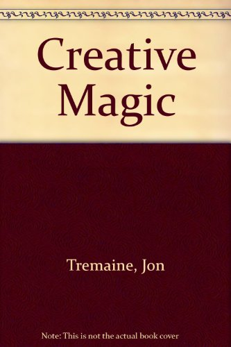 Creative Magic por Jon Tremaine