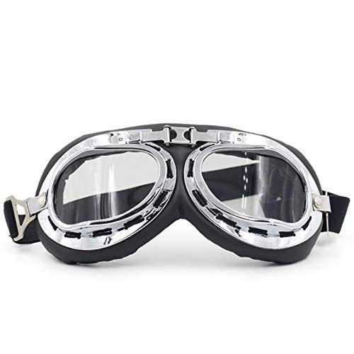 Gnzoe TPU+PC Motorradbrillen Outdoor Schutz Fahrradbrille Sonnenbrille Radbrille für Motorrad...