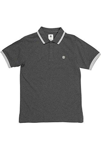 Element Freddie Poloshirt Charcoal