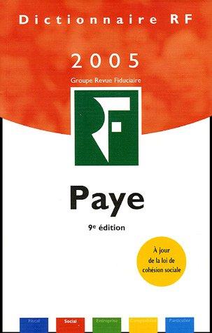 Paye 2005