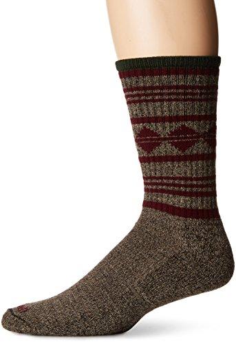 Sockwell Men's Poncho Stripe Hiker Crew Socks