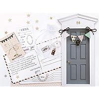 Puertas del ratoncito Pérez, puertas hadas, puertas mágicas niños, hadas de los dientes, puertas miniatura, puertas originales