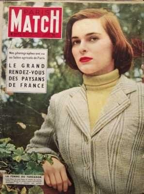 PARIS MATCH [No 309] du 26/02/1955 - ARC...