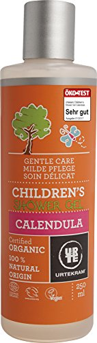 Urtekram Kinder Duschgel Bio, sanft reinigen und pflegen, 250 ml