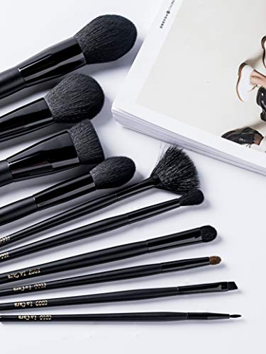 La Cara Classic Brush Set -10 Pieces