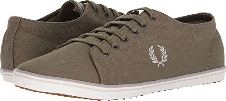 Fred Perry Kingston Twill, Zapatos de Cordones Oxford para Hombre -