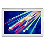 Lenovo TB-X304F Tablet, Display 10,1 HD IPS Touch, Processore Qualcomm Snapdragon 425 Quad-Core, RAM 2 GB, Storage 16 GB, Wi-fi b/g/n, BT 4.0, GPS, Android, Bianco, ZA2J0056DE