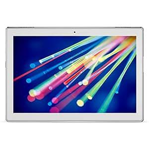 Lenovo TB-X304F Tablet, Display 10,1 HD IPS Touch, Processore Qualcomm Snapdragon 425 Quad-Core, RAM 2 GB, Storage 16 GB, Wi-fi b/g/n, BT 4.0, GPS, Android, Bianco, ZA2J0056DE