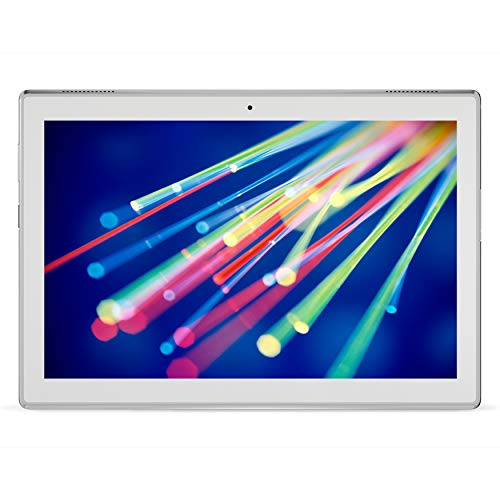 Lenovo Tab4 10 25,5 cm (10,1 Zoll HD IPS Touch) Tablet-PC (Qualcomm Snapdragon TB-X304L, 2 GB RAM, 16 GB eMCP, LTE, Android 7.1.1) weiß - Weiß Tablet