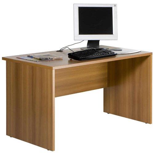 Scrivania modulare componibile ufficio studio legno for Scrivania componibile