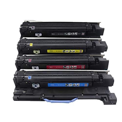 RSQGBSM Bürobedarf Laser Farbdrucker Verbrauchsmaterial Pulver Box Pulverrahmen Für HP Cb384a Tonerkartusche HP Laserjet Cp6015 / Cm6030mfp / 6040mfp