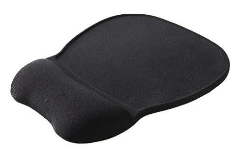 Fiona Memory Foam Tapis de souris / repose-pieds, poignet Comfort