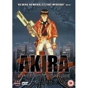 Akira - The Ultimate Collection [1991] [Reino Unido]...